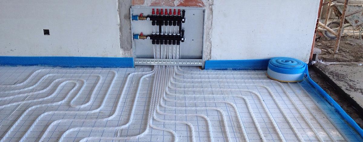 Suelo radiante instalaciones julvi sl - Como instalar suelo radiante ...
